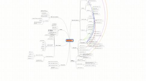 Mind Map: Визуализация в учебном проекте