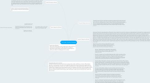 Mind Map: The Case of Jamie Edwards