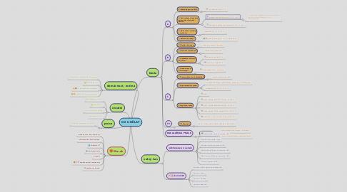 Mind Map: CO UDĚLAT