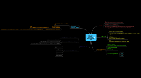 Mind Map: CHAPTER 11 Computer Security and Safety,Ethics and Privacy