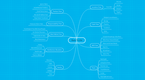 Mind Map: GOWO
