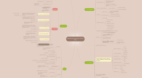 Mind Map: Assessment, Assurance, Control, Audit