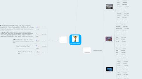 Mind Map: Футбольні турніри
