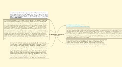 Mind Map: An Abundance of Katherines by John Green