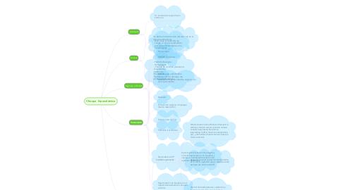 Mind Map: Choque  hipovolémico