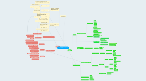 Mind Map: Loss and Damages Issues