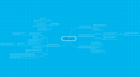 Mind Map: EVOLUTION OF VOICE ARCHITECTURE