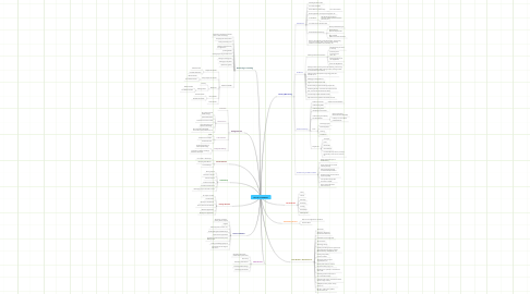 Mind Map: The Life of A Mentor