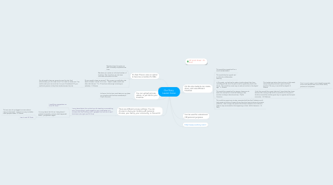 Mind Map: Our Story  Lauren Corso