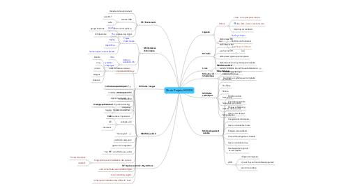 Mind Map: Choix Projets M 2010