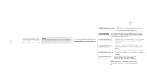 Mind Map: Using Scaffolding to plan for a Gr. 4 class Literacy Research Unit