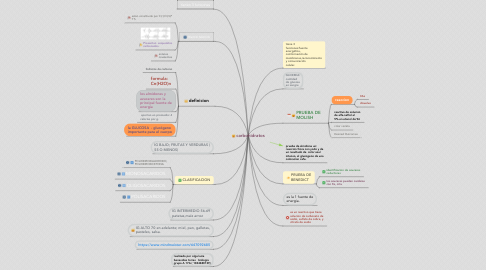 Mind Map: carbohidratos