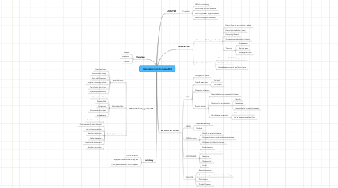 Mind Map: Organizing From the Inside Out