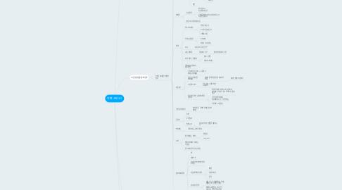 Mind Map: 어떤 서비스?