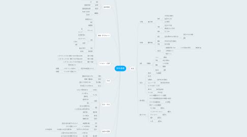 Mind Map: 柳生 嘉雄