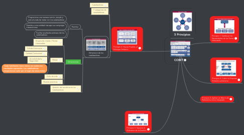 Mind Map: COBIT
