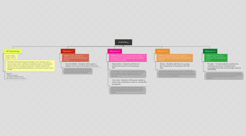 Mind Map: Scaffolding