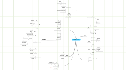 Mind Map: $100,000 Fundraiser