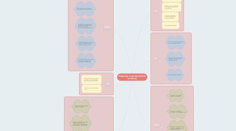 Mind Map: Wetgeving verpleegtechnische handeling