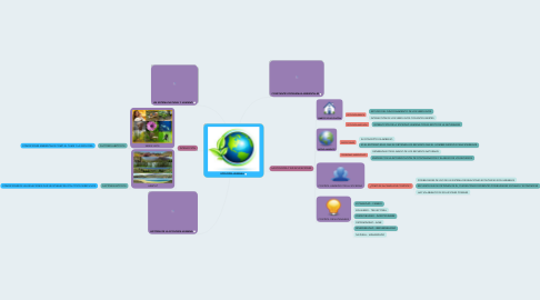 Mind Map: ECOLOGÍA HUMANA