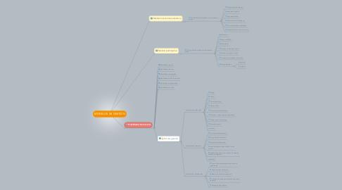 Mind Map: MODELOS DE GESTIÓN