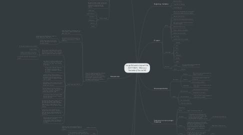Mind Map: Jorge Eduardo López Villa, A01113631, Música y Sociedad, Parcial #2