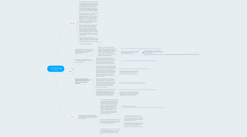 Mind Map: LGBT Marriage Equality
