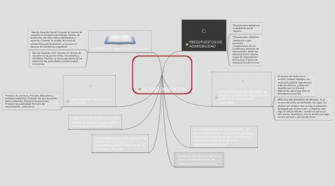 Mind Map: RECURSO DE CASACION