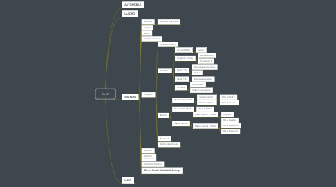 Mind Map: StreX