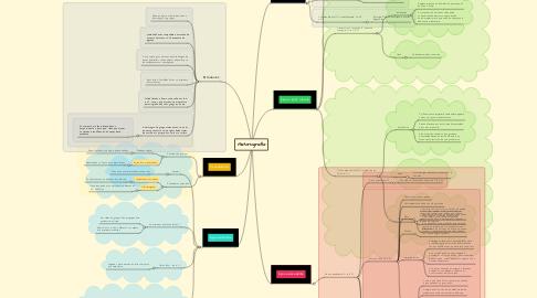 Mind Map: Historiografía