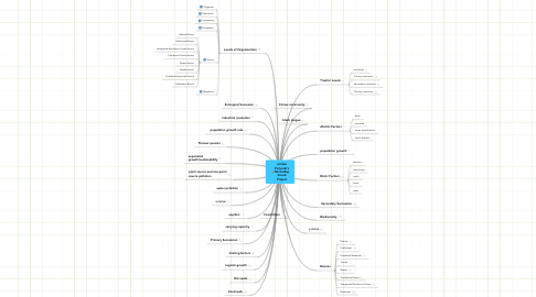 Mind Map: Jordan Potynski's Mind Map Vocab Project