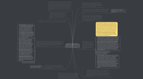 Mind Map: Patient R.R. at  8S on 04/25, day 17 of hospitalization. 76 year old male, DNR, NKA, dysphagia diet, thin liquids, 1:1 feeder, contact precautions, ½ N/S @43ml/h. Morse 100 – high fall risk. Braden score 9 - Very high risk. Room Air. Primary medical diagnosis: Rhabdomyolysis.