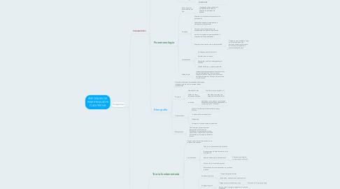 Mind Map: ENFOQUES DE INVESTIGACIÓN CUALITATIVA