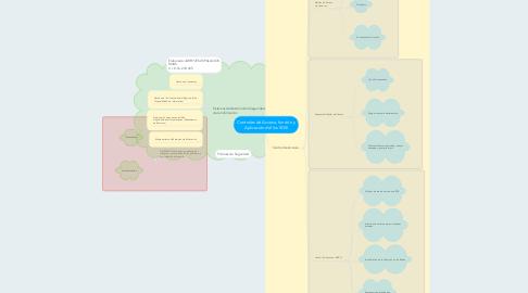 Mind Map: Controles de Acceso, función y Aplicación del los SGSI