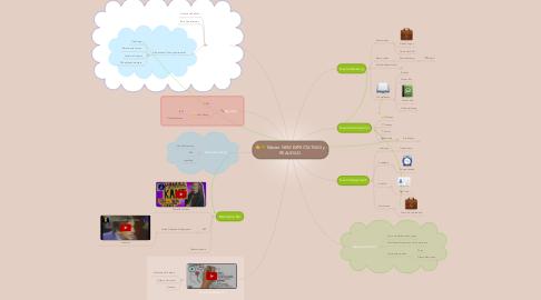 Mind Map: Máster NEM EXPECTATIVAS y REALIDAD.