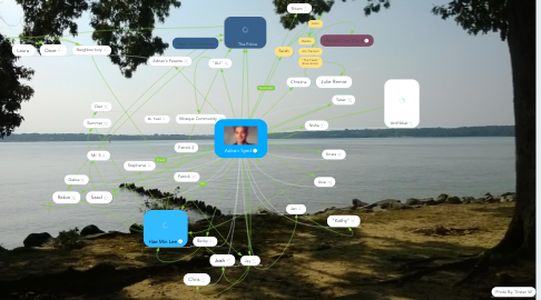 Mind Map: Adnan Syed