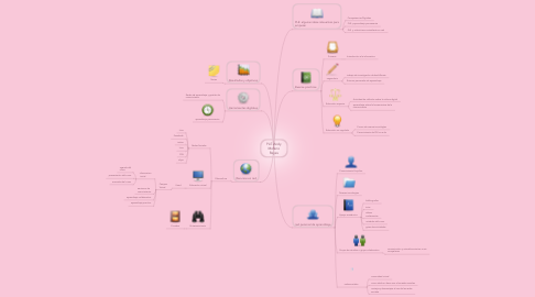 Mind Map: PLE Andy Molano Reyes