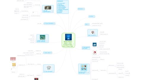 Mind Map: NETNOGRAFIA MMCC - 2015 Pesquisa Online Autor: Diogo Gêda
