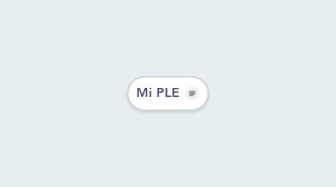 Mind Map: Mi PLE