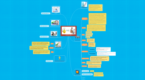 Mind Map: PROYECTO FINAL