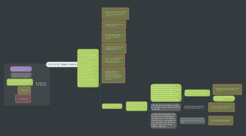 Mind Map: S.T.A.L.K.E.R. Эффект бабочки