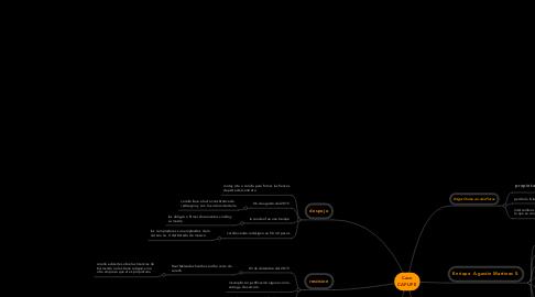 Mind Map: Caso CAPUFE