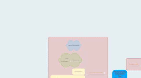 Mind Map: PEDAGOGICAL CONCERNS FOR CLASSROOM PRATICE