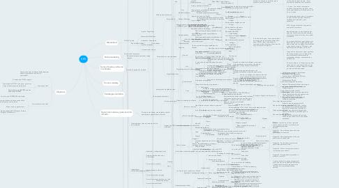 Mind Map: SEII