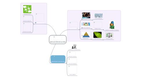 Mind Map: EVOLUCIÓN DE LA RSE