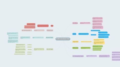 Mind Map: POTRET HUBUNGAN ETNIK