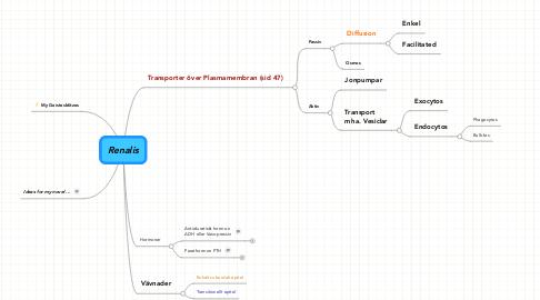 Mind Map: Renalis