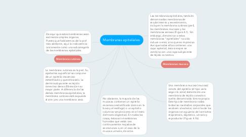 Mind Map: genero lirico.