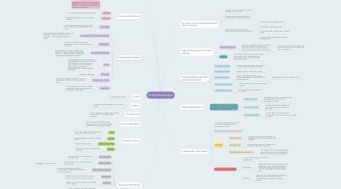 Mind Map: SI nas Organizações
