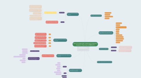 Mind Map: Marco conceptual de la información financiera Stephanie Flores Cantú A00821618